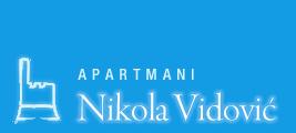 Apartmani Vidović – Privatni apartmanski smještaj u Komiži na otoku Visu